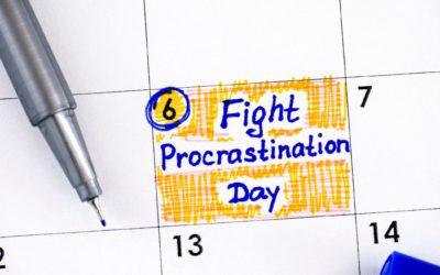 5 astuces pour arrêter de procrastiner