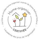 Home-Organiser formée et certifiée
