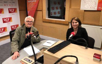 Interview sur RCF par Bernard CLERMONT